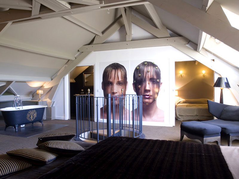 New hotel collections in paris and marrakech smith for Best design boutique hotels paris