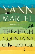 THE HIGH MOUNTAINS OF PORTUGAL -- cover2