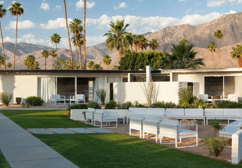 L'Horizon Resort, Palm Springs, California