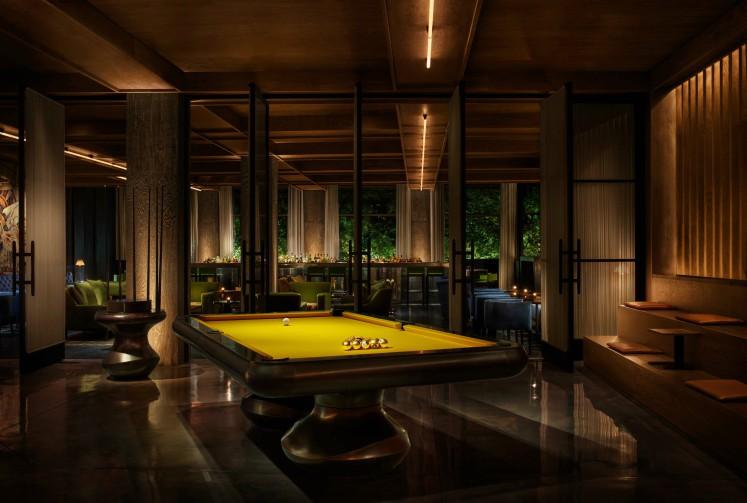 Public New York hotel, lobby