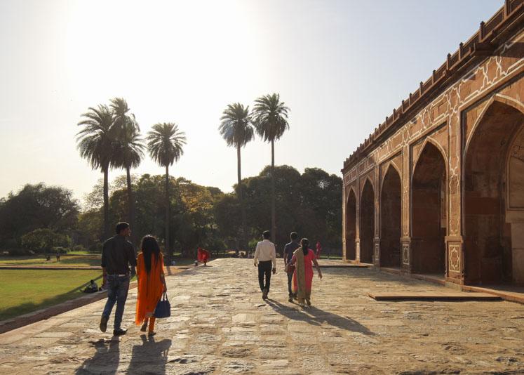 Rajasthan Guide_Humayun's Tomb_Delhi